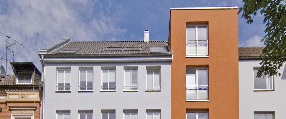 Duesseldorf Bluecherstraße